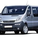 Minivan Privado – 7 plazas